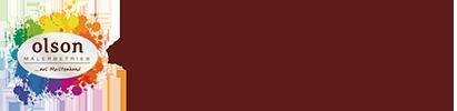 Malerbetrieb Olson Logo