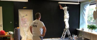 Malerarbeiten Malerbetrieb Olson
